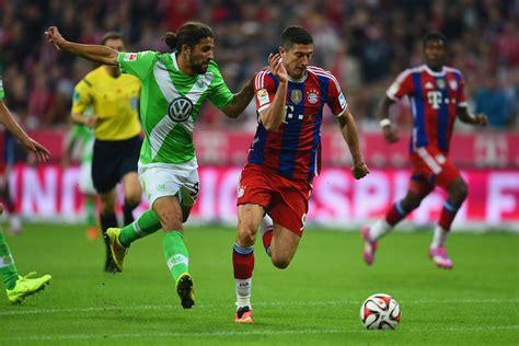 Watch highlights and full match hd: Wolfsburg vs Bayern Munich: Wolfsburg embarrass Bayern ...