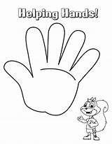 Coloring Hands Helping Holding Drawing Printable Palm Template Handcuffs Getcolorings Sheet Getdrawings Praying Sketch sketch template