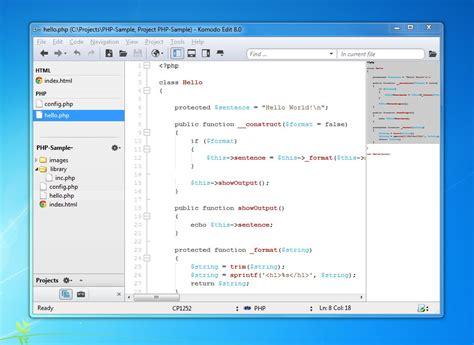 python komodo edit ides ide hative linux windows