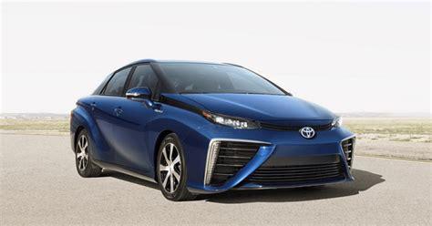 2018 Toyota Mirai Fuelcell Specs, Price, Design 2018