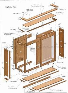Display Case Plans • WoodArchivist