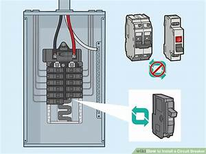 How To Install A Circuit Breaker  14 Steps  With Pictures