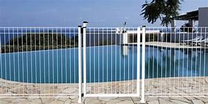 Poteau Grillage Rigide Brico Depot : grillage piscine panneau grillage rigide galvanise ~ Dailycaller-alerts.com Idées de Décoration