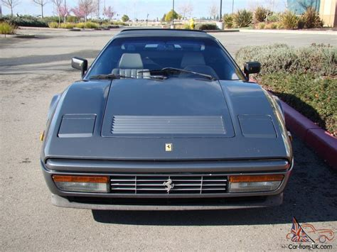 Recently we came across this beautiful ferrari 328 gts 1988 at the gallery in brummen, the netherlands. 1989 Ferrari 328 GTS | Grigio Metallic w/ Grey | 3.2L V8 ...