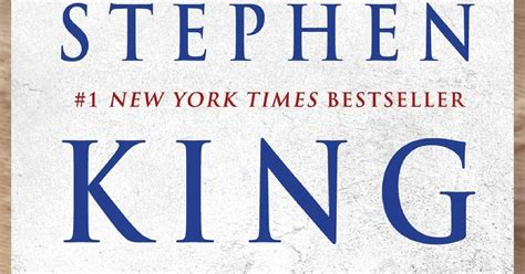 Stephen king gives us a crime story to remember! Stephen King's Mr. Mercedes Book Review