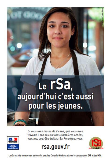 quel est le montant du rsa rsa le officiel de la caf 71