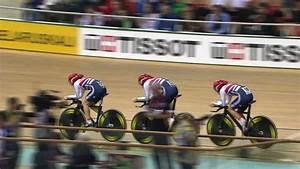 Australia v Great Britain - Women's Team Pursuit Gold ...