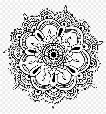 Coloring Mandala Pages Growth Mindset Mandalas Boho