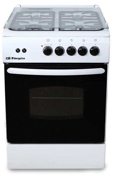 cocina orbegozo  quemadores horno  grill  gas