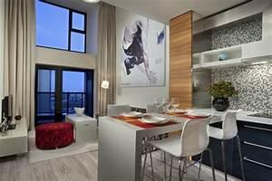 Möbel Für Kleine Wohnungen : kleine wohnung einrichten tipps f r eine gem tliche wohnatmosph re ~ Sanjose-hotels-ca.com Haus und Dekorationen