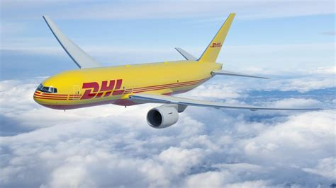 Boeing Unveils 777 Freighter Deals With Dhl Express And