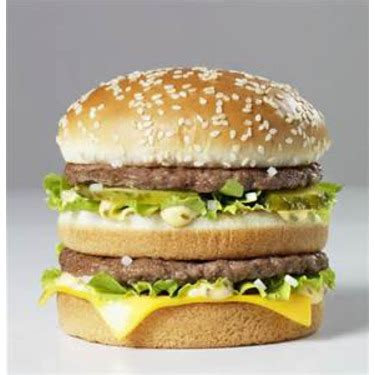 fast cuisine big mac mcdonald 39 s big mac burger reviews in fast food chickadvisor