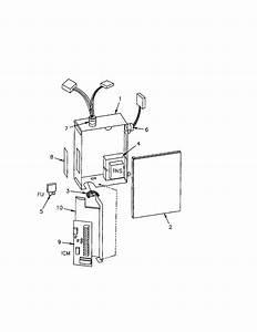 Trane Model Twe040e13fb0 Air Handler  Indoor Blower U0026evap
