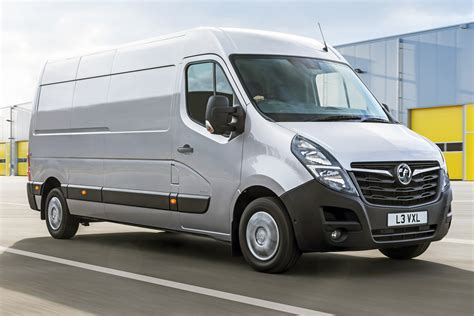 Opel Movano Facelift 2019 Motor Ausstattung by Revised Vauxhall Movano Revealed With Sharper Look Auto