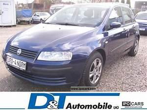 2003 Fiat Stilo 1 6i 16v Klima  Euro4  T U00fcv New    Warranty