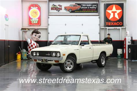 datsun  pick   p sold car  classic