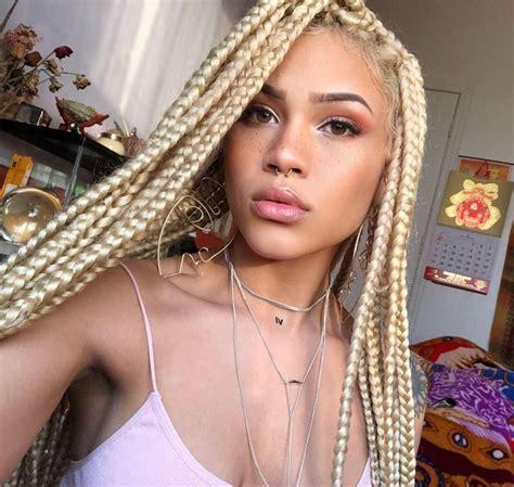 Buy Super Bold Summer Blonde Braid Extensions