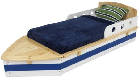 Boat Bed Amart by Charming Toddler Boat Bed To Sail Away Your Tot To