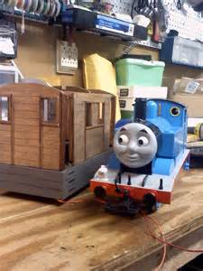 Thomas and Friends Bachmann Toby