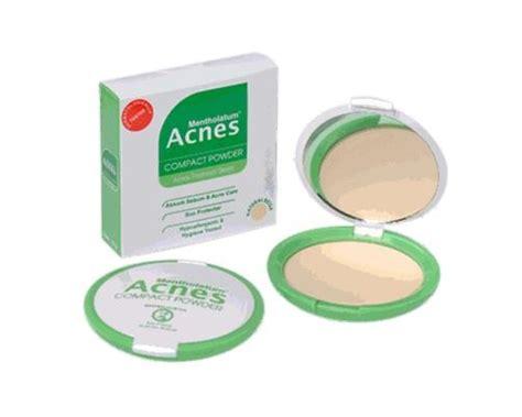 bedak jerawat acnes 13 merk bedak untuk kulit berminyak di indonesia