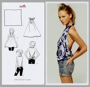 Comment Poser Des Rideaux De Façon Originale : comment mettre porter et nouer un foulard de mani re ~ Zukunftsfamilie.com Idées de Décoration