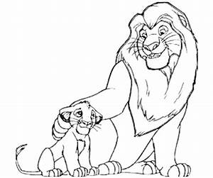 Lion King Characters Pictures - AZ Coloring Pages
