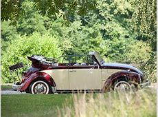 Volkswagen Kever Cabrio verhuur en restauratie van