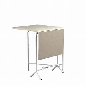 Ikea Table Appoint : table pliante tp16 100 x 60 cm 4 pieds tables chaises et tabourets ~ Teatrodelosmanantiales.com Idées de Décoration