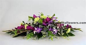 Inspiring Horizontal Flower Arrangement - Flower