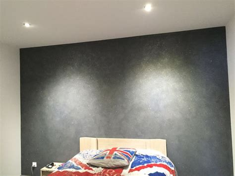 peinture paillet馥 pour chambre chambre gris paillete design de maison