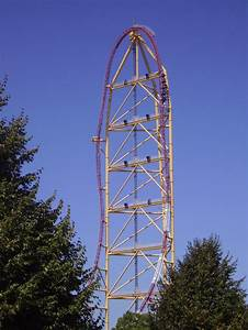 The Scariest Roller Coasters in America - Kingda Ka ...