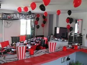 Objet Deco Cinema : d co maison theme cinema ~ Teatrodelosmanantiales.com Idées de Décoration