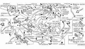 2000 Nissan Maxima Engine Diagram