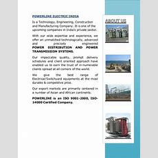 Power Line Electric India Pvt Ltd, Ghaziabad, Electrical