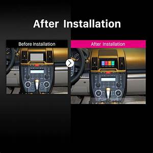 7 Inch Android 9 0 Gps Navigation Radio For 2007