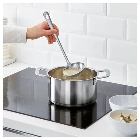 ustensile de cuisine ikea grunka ustensiles 4 pièces acier inoxydable ikea