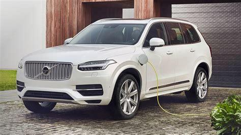 Volvo's Tesla Killer To Arrive In 2019 With A 250mile Range