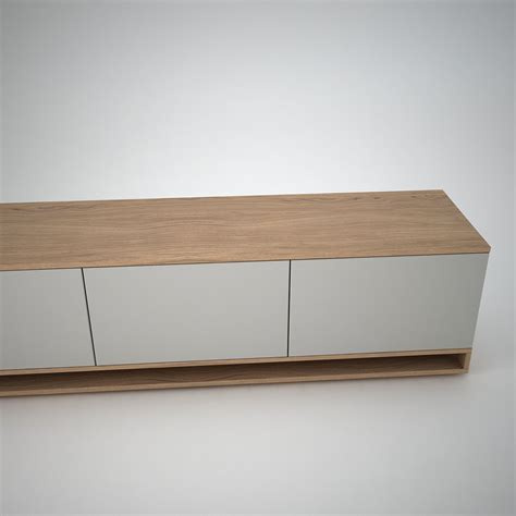 Low Sideboard by Harlem Low Sideboard 3 Clay Join Furniture