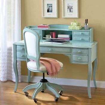 shabby chic  desk    write