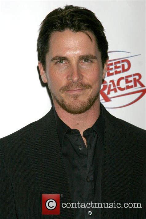 Christian Bale Warner Brothers Event Showest The