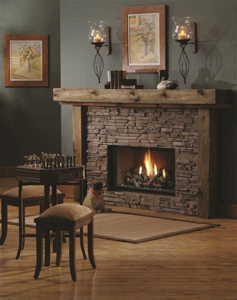 small stone fireplace   save  money