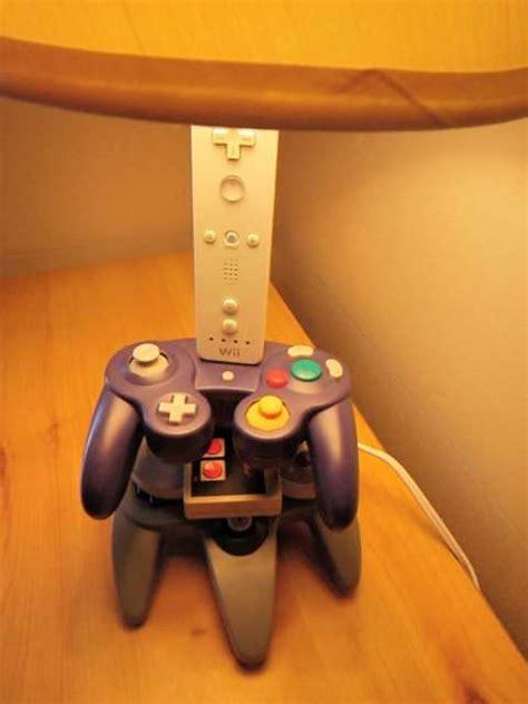 Controlling Gamer Lamps Nintendo Controller Lamp
