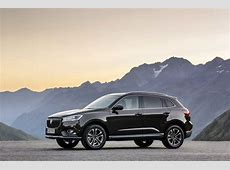 This Is Not A Buick, It's Borgward's New BX7 SUV Carscoops