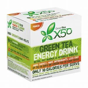 Green Tea X50 | Tribeca Health | Stay Healthy Belmont