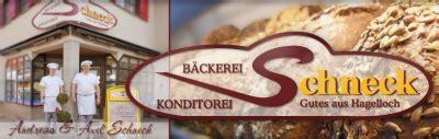 Branchenportal 24 - Bäckerei Schneck | Bäckerei ...
