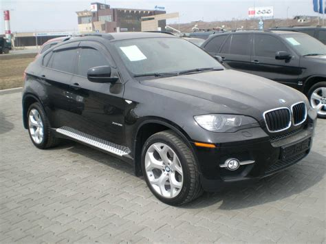 Used 2009 Bmw X6 Photos, 3000cc, Gasoline, Automatic For Sale