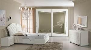 Camera da letto linea Spar modello Butterfly/Dafne Fiores Mobili