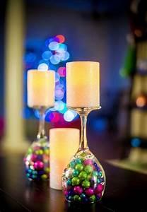 Adventskranz Mit Weingläsern : ber ideen zu silvester auf pinterest silvester und neujhahrsfeier ~ Whattoseeinmadrid.com Haus und Dekorationen