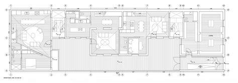 2828 ground floor plan cordoba reurbano housing building cadaval sol 224 morales archdaily