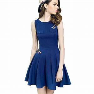summer dresses for teenage girls Embroidery Butterfully ...